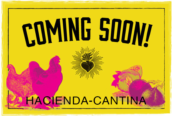 Hacienda Cantina Resort Alex Mardkian coming soon